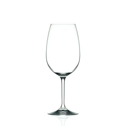 인비노 - 그란 큐베 레드 와인 고블릿잔의 사진