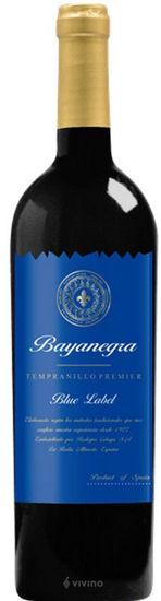 Hình ảnh của Bayanegra Tempranillo Premier (Blue Label)
