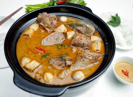 Hình ảnh cho danh mục Vịt Nấu Chao
