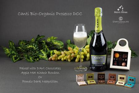 Canti Bio-Organic Prosecco & Apple Mat Khen Bonbon/ Pomelo Dark Neapolitan 범주의 사진