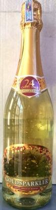 Hình ảnh của Goldsparkler Sekt - 24 Carat Gold Leaf