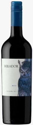 Picture of Mirador Merlot - Owl Selection